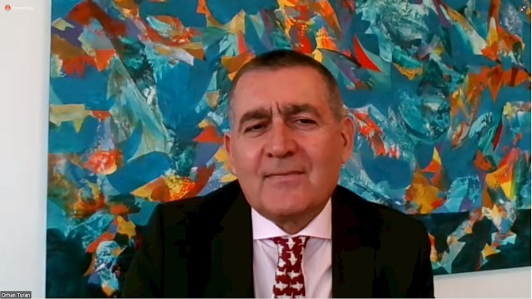 11 Şubat 2021 - TÜRKONFED Yönetim Kurulu Başkanı Orhan Turan Son Dönemde Yapılan Halka Arzlar Açısından Sermaye Piyasalarının Analizi Webinarı Konuşma Metni