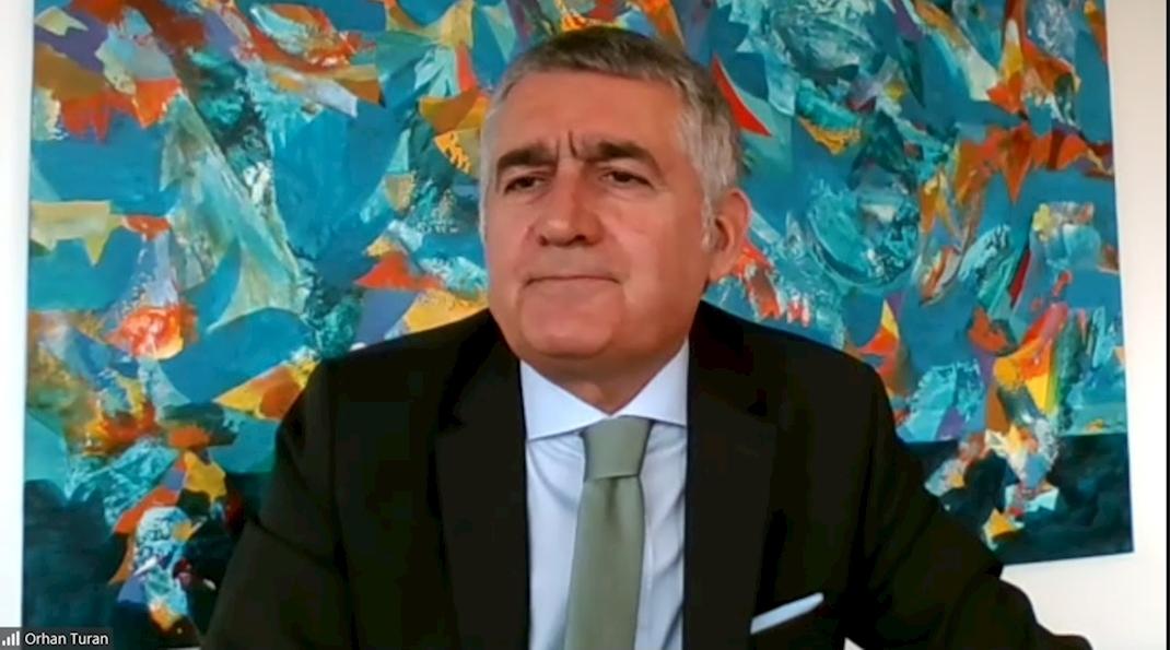 7 Nisan 2021 - TÜRKONFED Yönetim Kurulu Başkanı Orhan Turan KOBİ'lerin Dijital ve Finansal Karnesi Raporu Basın Toplantısı Konuşma Metni