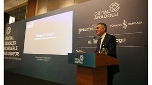 11 Kasım 2019 - TÜRKONFED Başkanı Orhan Turan'ın Dijital Anadolu Diyarbakır Konuşma Metni