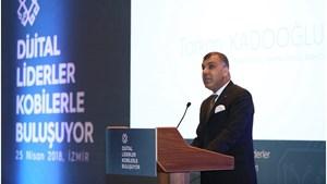 25 NİSAN 2018 / TÜRKONFED Başkanı Tarkan Kadooğlu - Dijital Anadolu Toplantısı İzmir Konuşma Metni