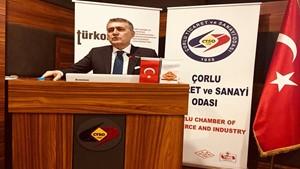 25 Ocak 2019 / TÜRKONFED Başkanı Orhan Turan Enerji Verimliliğinde Yeni Yaklaşımlar Konuşma Metni