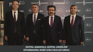 Dijital Anadolu, Dijital Liderleri Diyarbakırlı KOBİ'lerle Buluşturdu!