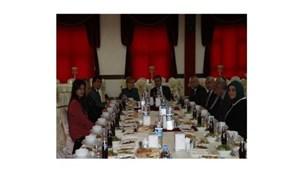 Fırat Sanayici ve İş Dünyası Federasyonu (FIRATSİFED) Yönetim Kurulu toplantısı