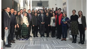 Genç İstihdamına Odaklanan WORTH Projesi'nin Kapanış Toplantısı İstanbul'da Yapıldı - 16 Ocak 2019