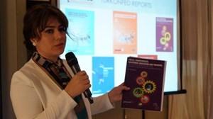 """Genel Sekreter Yardımcısı Betül Çelikkaleli, Tunus'ta """"Sosyal Piyasa Ekonomisi"""" çalıştayına katıldı"""