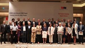 Gümrük Birliği'nin Güncellenmesi, Türkiye ve AB KOBİ'leri için Yeni Fırsatlar Yaratacak