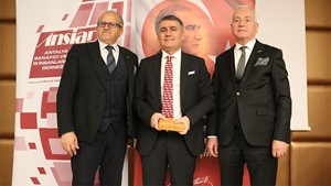 The Ordinary Meeting of Antalya Industrialists' and Businessmen's Association (ANSİAD) 2020 Activity Year Was Held