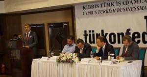 Kıbrıs'ta çözüm için ekonomiyi konuştuk