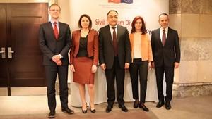 """""""KOBİ'ler İçin Gümrük Birliği Projesi"""" Kapanış Toplantısı Gerçekleştirildi!"""