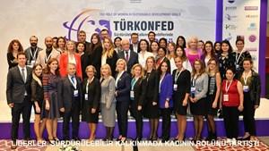 Liderler, Sürdürülebilir Kalkınma Hedeflerinde Kadının Rolünü Tartıştı