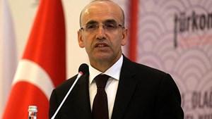 Maliye Bakanı Mehmet Şimşek TÜRKONFED Genel Kurulu'nda konuştu.
