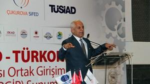 Süleyman Onatça, BORGİP Adana Toplantısı Konuşması