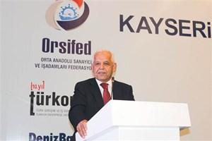 Süleyman Onatça, Marka Gücü Paneli'nde Konuştu