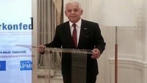 Süleyman Onatca, TÜRKONFED AB Temsilciliği Açılışında Konuştu