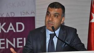 Tarkan Kadooğlu, İŞKAD Genel Kurulu'nda konuştu