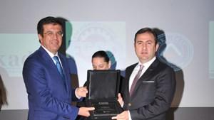 Temel Aycan Şen BASİFED Zirvesi'nde konuştu