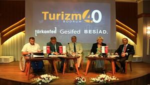 Türk Turizminde Dönüşüm 4.0 Zirvesi Bodrum'da düzenlendi - 08.09.2018