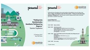 Türkiye'nin Kentlerinin Bölgesel Güç Olma Potansiyeli İzmir'de Anlatılacak