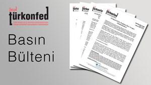 TÜRKONFED 2015 Milletvekili Genel Seçimleri Basın Bülteni yansımaları
