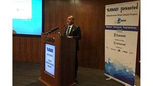 31 Ekim 2017 / TÜRKONFED Başkanı Tarkan Kadooğlu'nun BORGİP Toplantısı Konuşma Metni