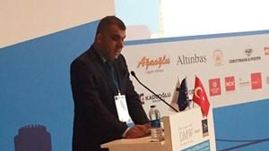 TÜRKONFED Başkanı Tarkan Kadooğlu İstanbul'da uluslararası yatırımcılara seslendi