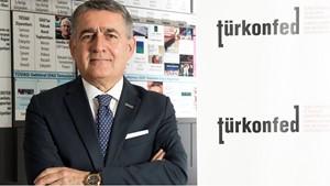 """TÜRKONFED Başkanı Turan: """"Katılımcı ve Kapsayıcı Bir Türkiye İnşa Edilmelidir""""-10 Temmuz 2018"""