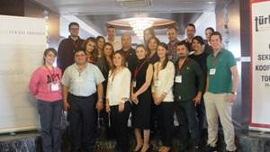 TÜRKONFED Genel Sekreterler Koordinasyon Toplantısı FNF Desteği ile Alanya'da yapıldı.