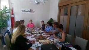 TÜRKONFED İş Dünyasında Kadın Komisyonu 2015 Yılı İlk Toplantısı Yapıldı