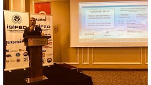 TÜRKONFED-İSİFED Rekabet Endeksi Toplantısı: Türkiye'nin En Rekabetçi İli İstanbul