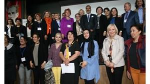 TÜRKONFED Kadının Çok Yönlü Güçlendirilmesi Projesi Kayseri Toplantısı Yapıldı