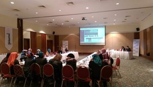 TÜRKONFED KSS Projesi Erzurum Eğitim Toplantısı