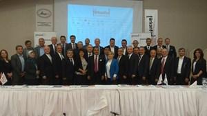 TÜRKONFED, 'Ortak Akıl ve Ortak Duruş' için Diyarbakır'daydı...