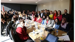 TÜRKONFED STEM Anadolu'nun İlk Eğitimi Diyarbakır'da Yapıldı