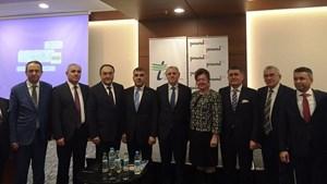 """TÜRKONFED, Tekirdağ ekonomisi için """"Yol Haritası"""" hazırladı"""