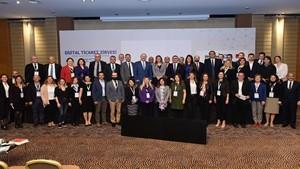 TÜRKONFED ve SAP Türkiye işbirliğiyle Dijital Ticaret Zirvesi İzmir'de Düzenlendi - 16 Nisan 2019