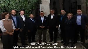 TÜRKONFED ve UNDP'den İşletmelere Acil Durum Kalkanı: CBi Türkiye