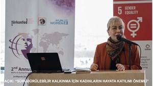 TÜRKONFED, WEPs Hareketi Etkinliğine Ev Sahipliği Yaptı