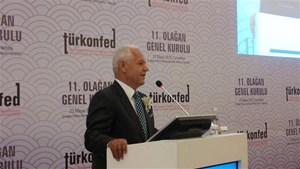 Süleyman Onatça'nın TÜRKONFED Genel Kurulu Konuşması