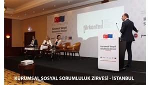 TÜRKONFED'den KOBİ'lere Kurumsal Sosyal Sorumluluk Aşısı