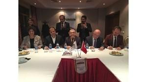 TÜRKONFED'in 22. Bölgesel Federasyonu DOĞU MARSİFED Kuruldu