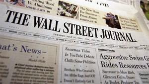 Wall Street Journal, TÜRKONFED'in görüşlerine yer verdi.