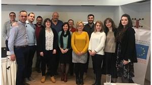 WORTH Projesi 3. Uluslararası Toplantısı Selanik'te Yapıldı
