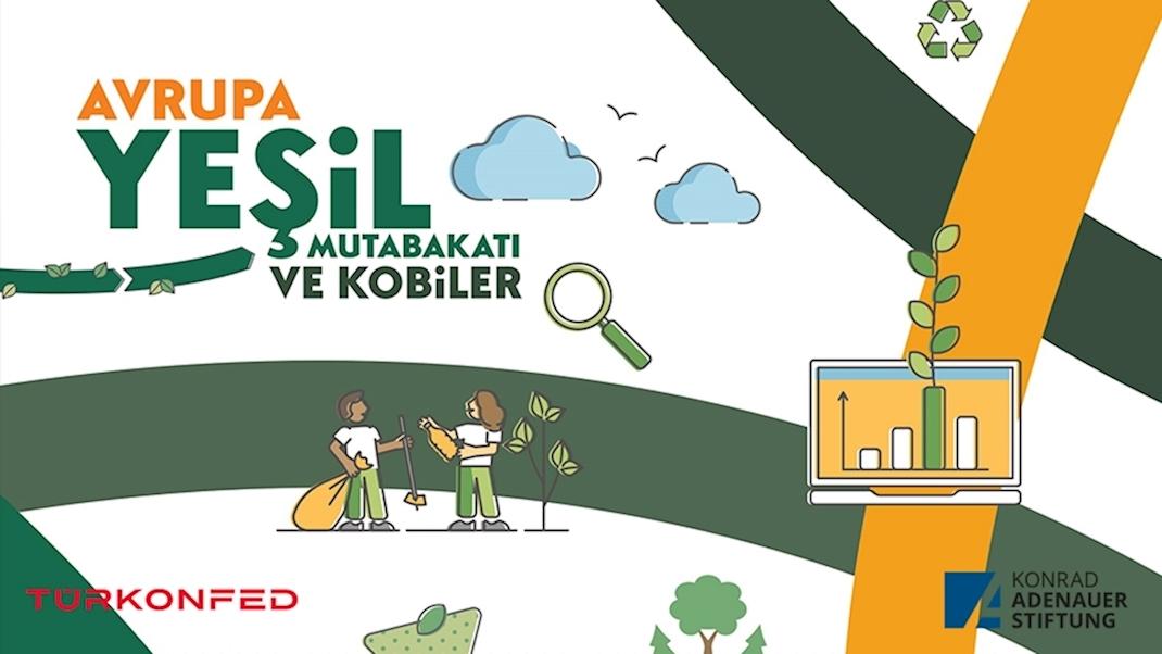 Avrupa Yeşil Mutabakatı KOBİ'ler için Engel Değil Fırsat!