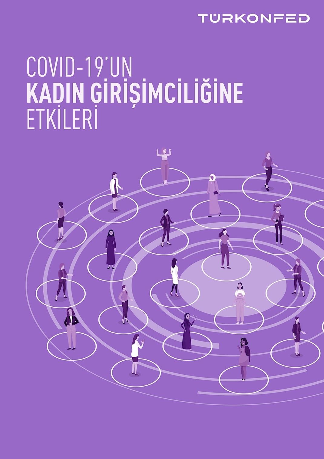 Covid-19'un Kadın Girişimciliğine Etkileri Raporu