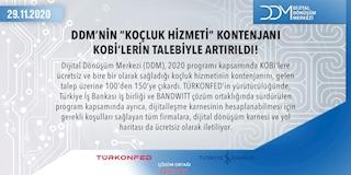 """DDM'nin """"Koçluk Hizmeti"""" Kontenjanı KOBİ'lerin Talebiyle Artırıldı!"""