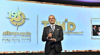 Digital Anatolia Project is Awarded with Altin Pusula!
