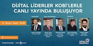 Digital Anatolia and Digital Transformation Center on Online Platform!