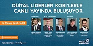 KOBİ'lerin Dijitalleşme Yolculuğu Online Platforma Taşındı!