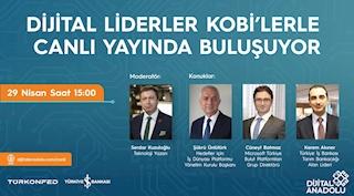 Dijital Liderler KOBİ'ler ile Dönüşümün İpuçlarını Paylaştı!