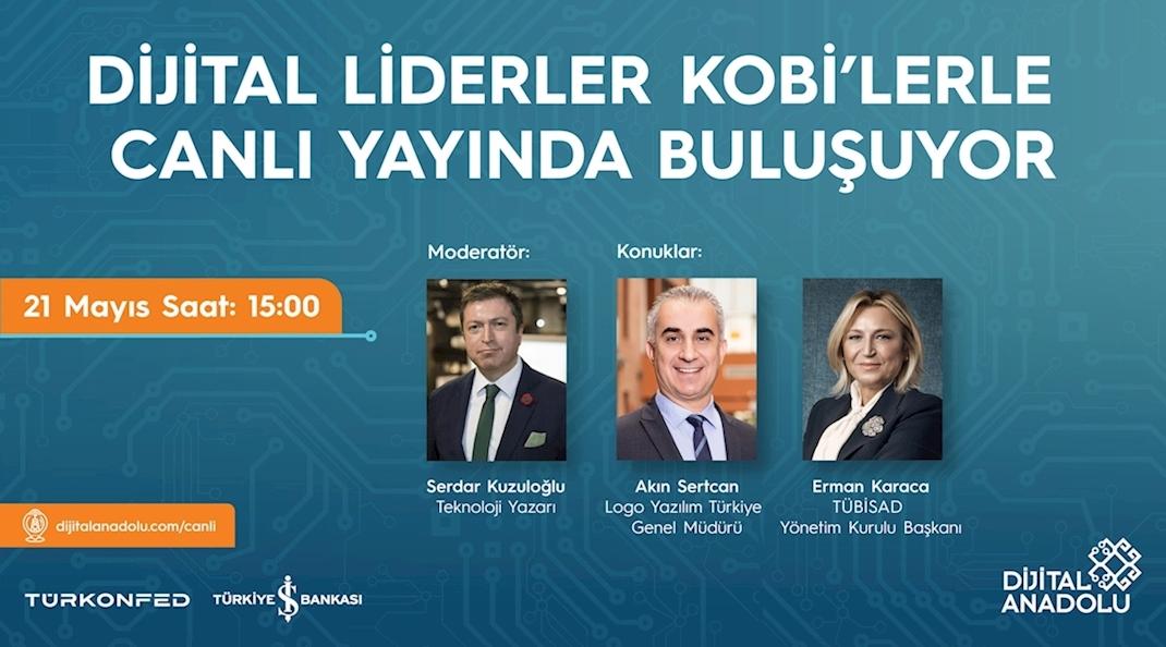 Dijital Liderler KOBİ'leri Yeni Normale Hazırlamaya Devam Ediyor!